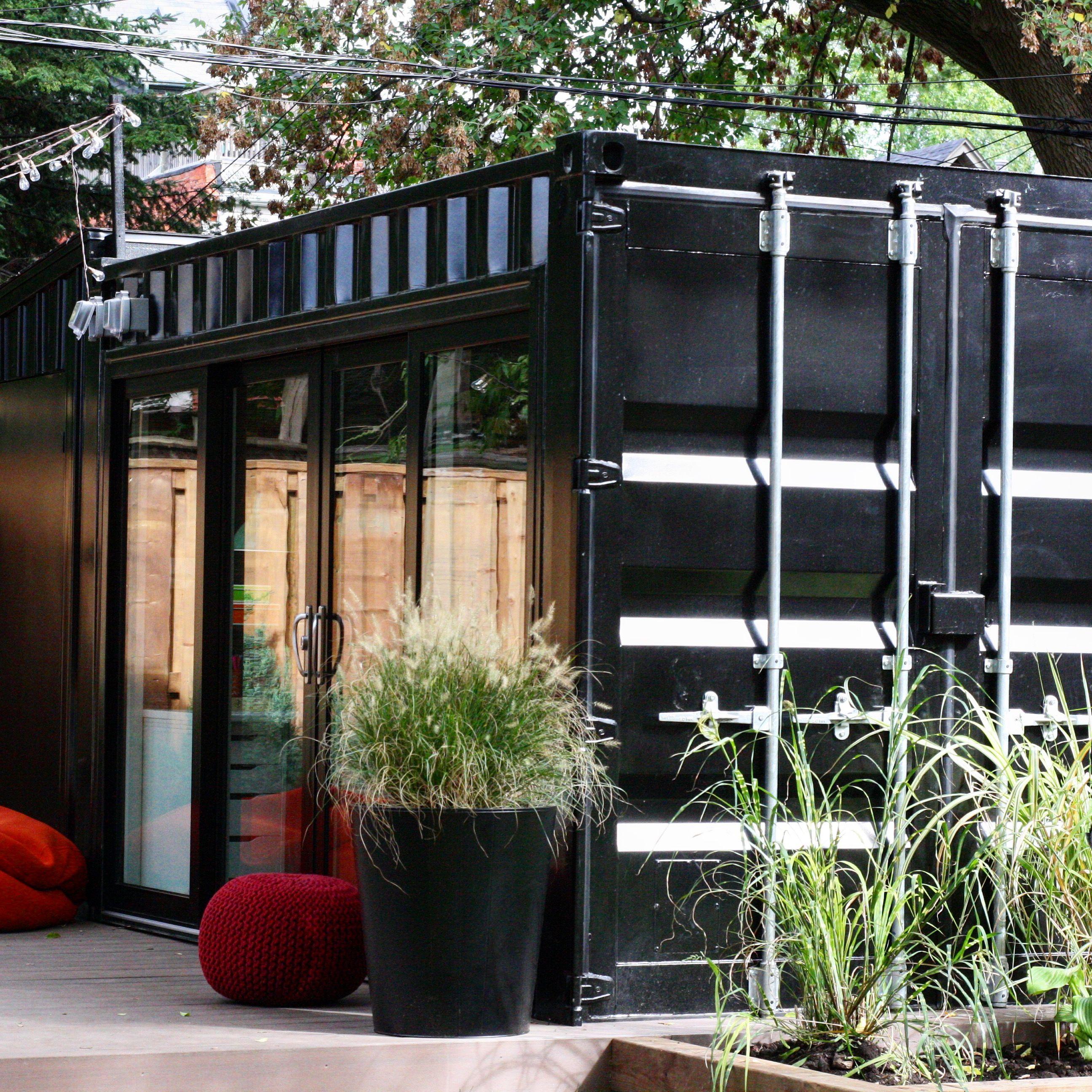 Glasshaus Container Model 20 28 For Hgtv Backyard Builds Glasshaus