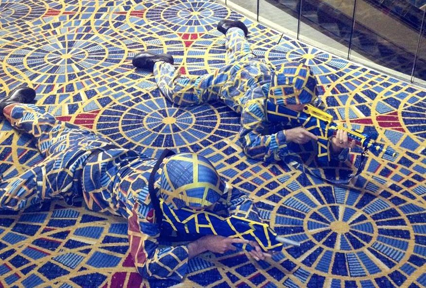 Cosplayers Threatened With Legal Action For Hotel Carpet Costume Hotel Carpet Dragoncon Best Cosplay