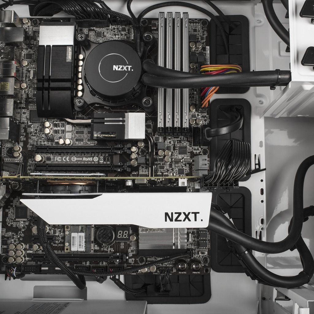 Kraken G10 Gpu Cooling Bracket Black Nzxt Armory Gaming