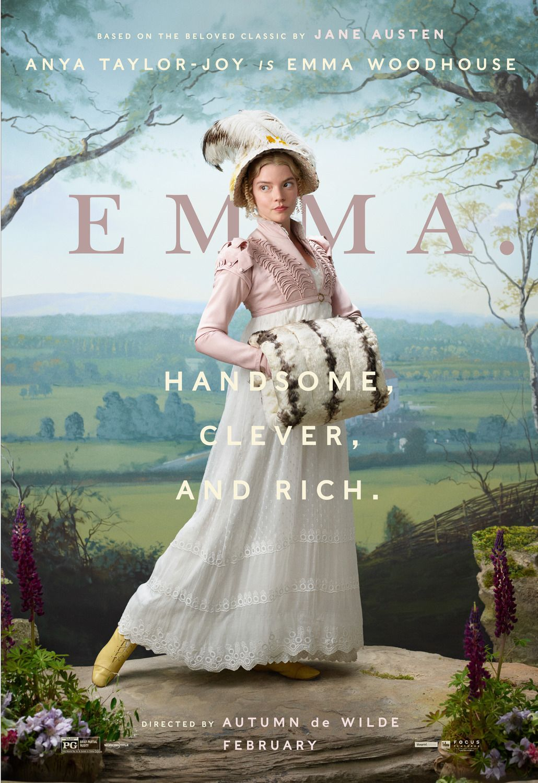 Emma 2020 Emma Woodhouse Costura De Vestidos De Ninas Cine B