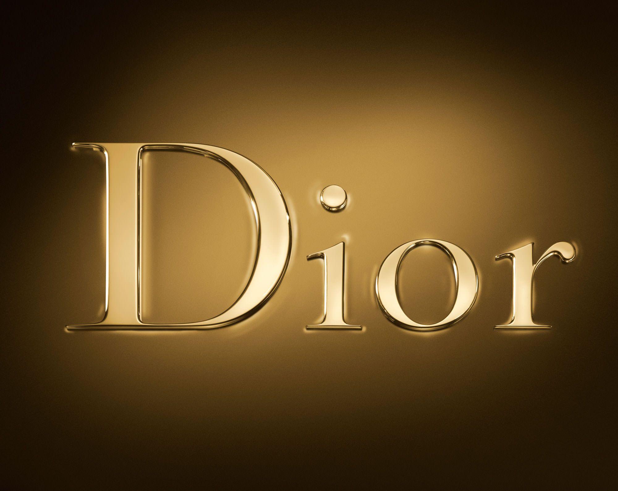 Image associée | CHRISTIAN DIOR, Le monde | Dior logo ...