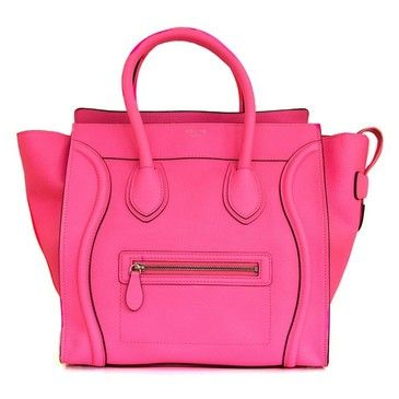 Celine In Bright Pink