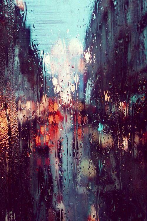 Love photography lights light beautiful vintage landscape - Rainy window wallpaper ...