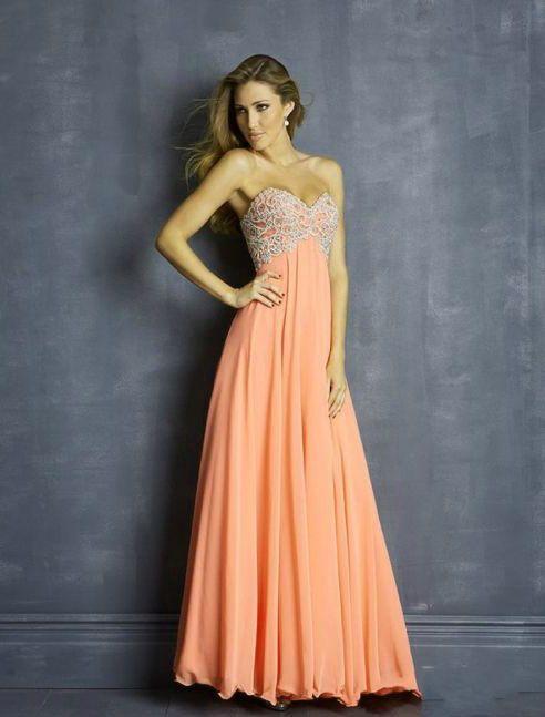 Modelos De Vestidos Largos Para Fiestas Elegantes Modelos