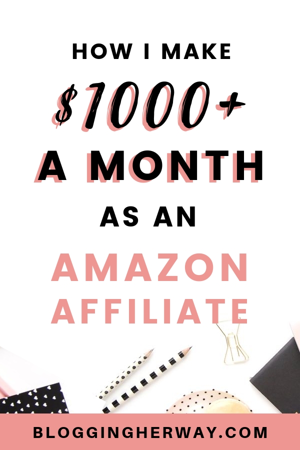 How To Make Money Off Of Amazon Affiliate