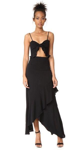 d8b0896c646 FLYNN SKYE Michelle Maxi Dress.  flynnskye  cloth  dress  top  shirt   sweater  skirt  beachwear  activewear