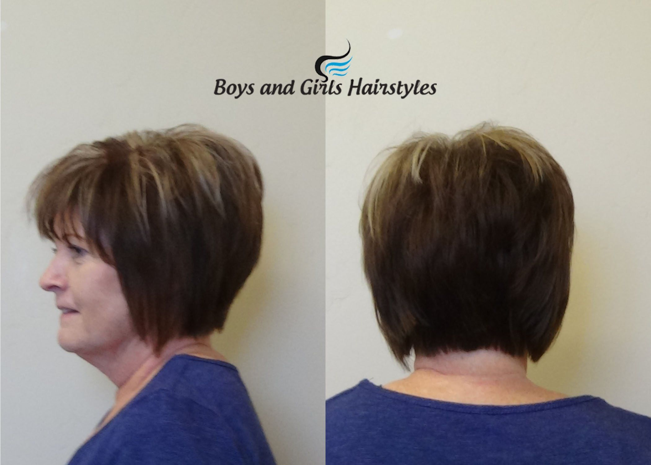 How To Cut A Short Angled Haircut And Hairstyle Hair Pinterest
