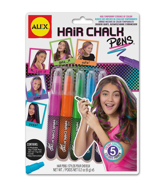 Alex Toys Assorted Hair Chalk Pens JOANN Cool toys for