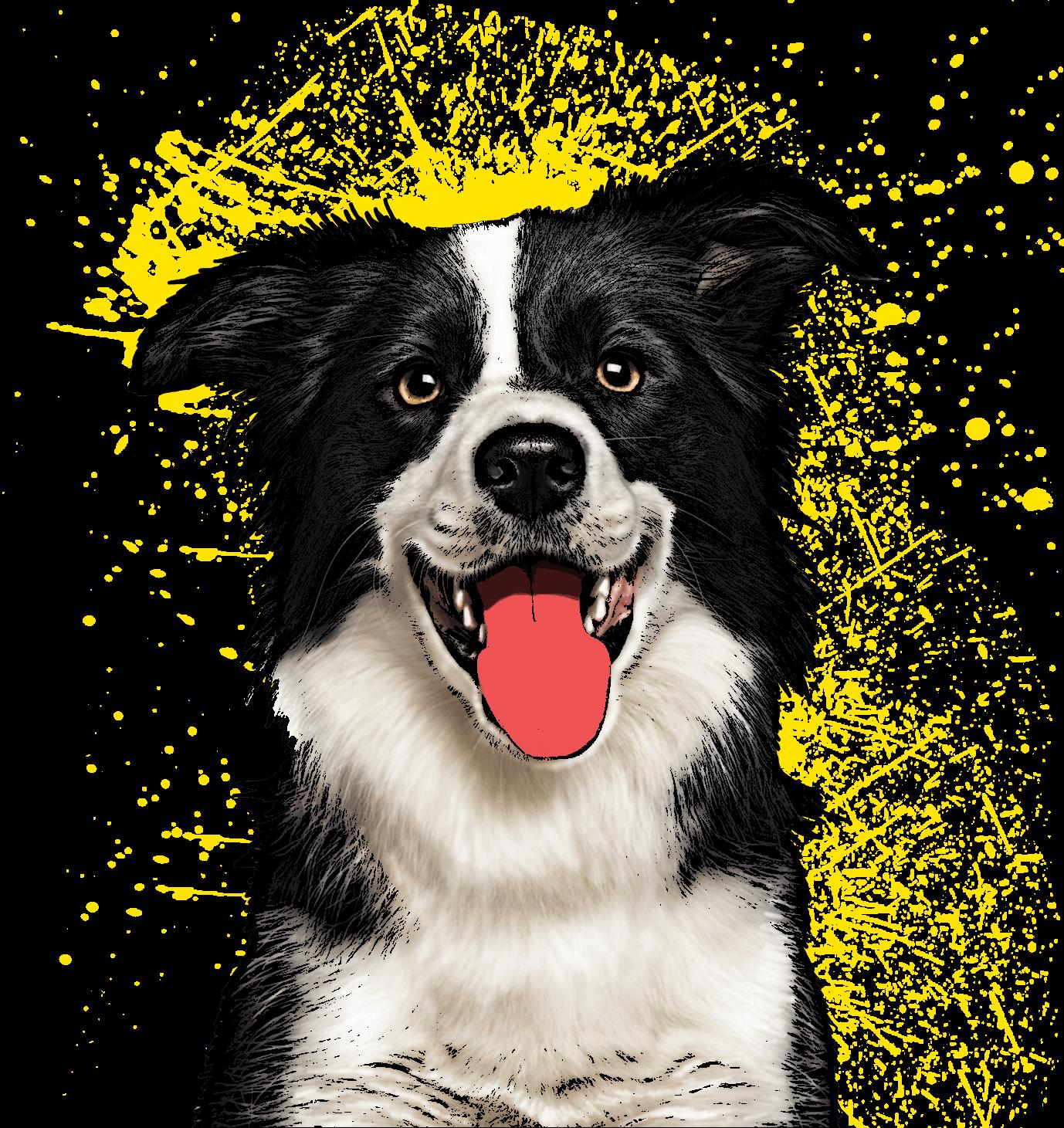 d613db783ebf Custom Pet Pop Art: Dogs, Cats & More | Pop Your Pup | Christmas ...