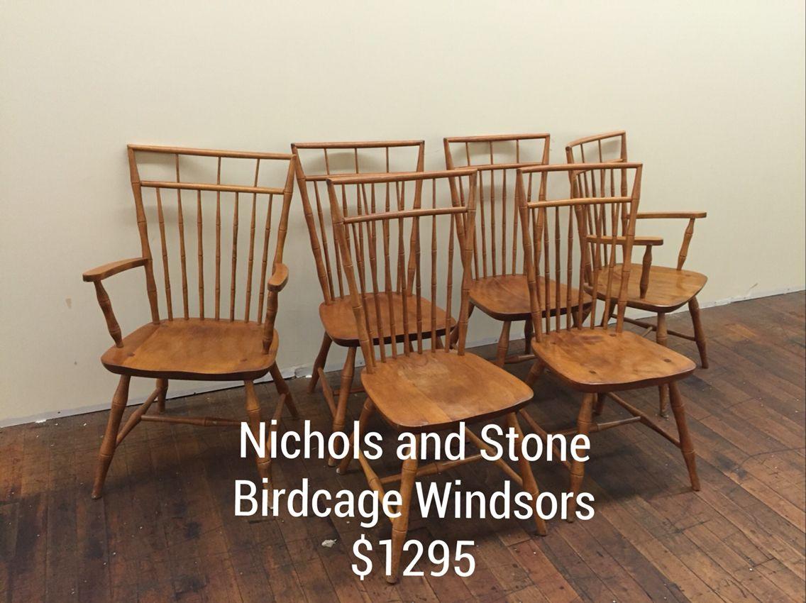 Awesome Nichols and Stone Bar Stools