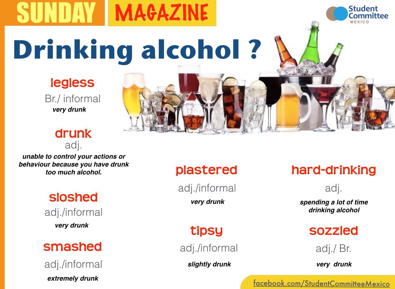 Drinking Alcohol Sunday Magazine