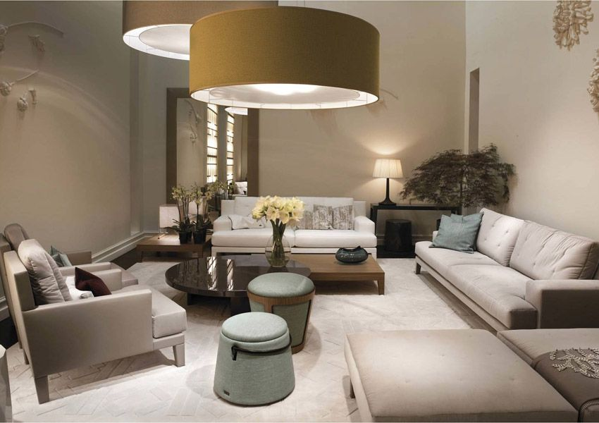Living Room | Kenzo Maison | Lusso | Exclusive Italian Furniture