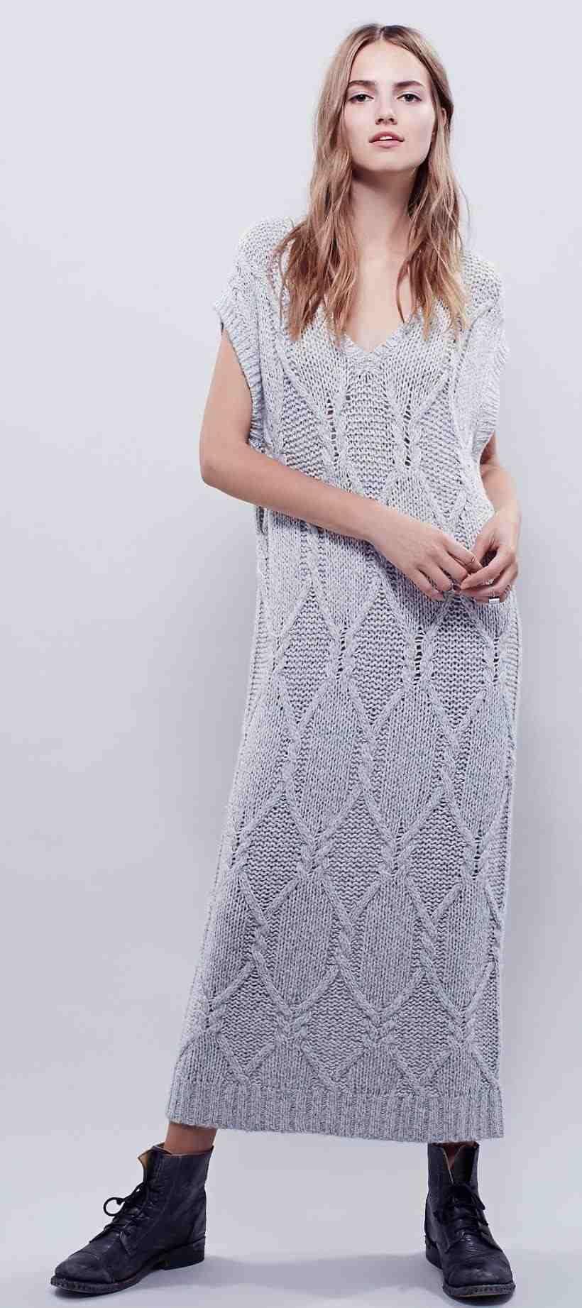 1aa9ba2820e732 Crochet Maxi Dress Pattern Free - 1970s crochet maxi dress w diamond  patterned bodice. view in gallery boho maxi dress. 10+ free crochet and  fabric dress ...
