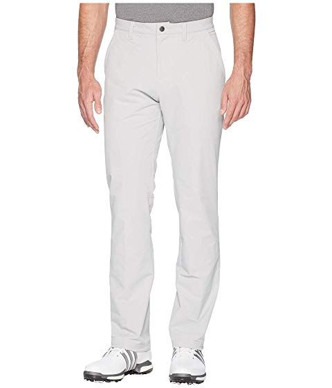 ADIDAS GOLF Ultimate Fall Weight Pants, GREY TWO