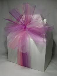 tulle gift bags - Google Search