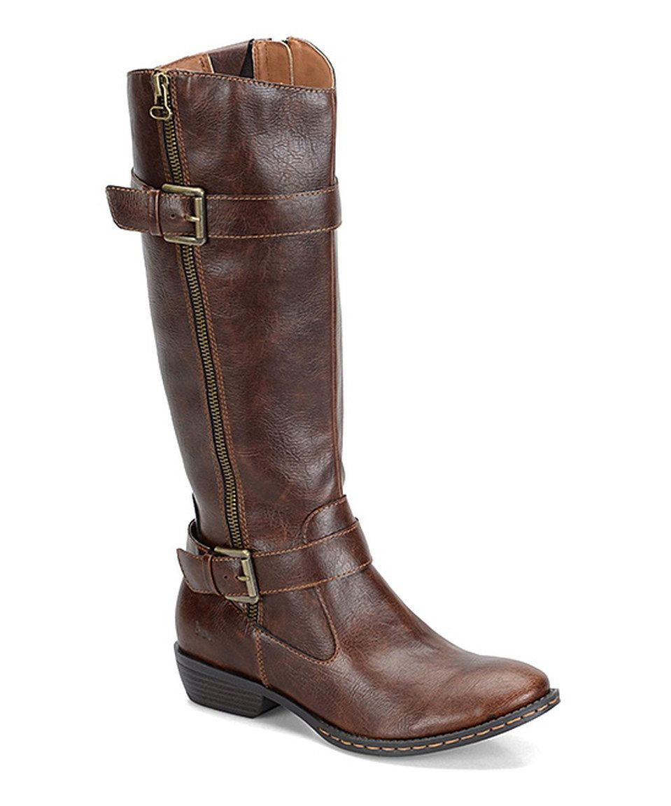 Love this Coffee Lampards Boot by b.o.c on #zulily! #zulilyfinds