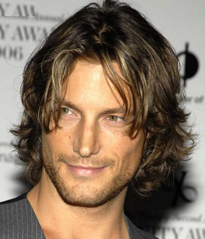 The Hairstyles For Men With Medium Length Hair Hairstyles For Man Guy Haircuts Long Long Hair Styles Men Medium Length Hair Styles