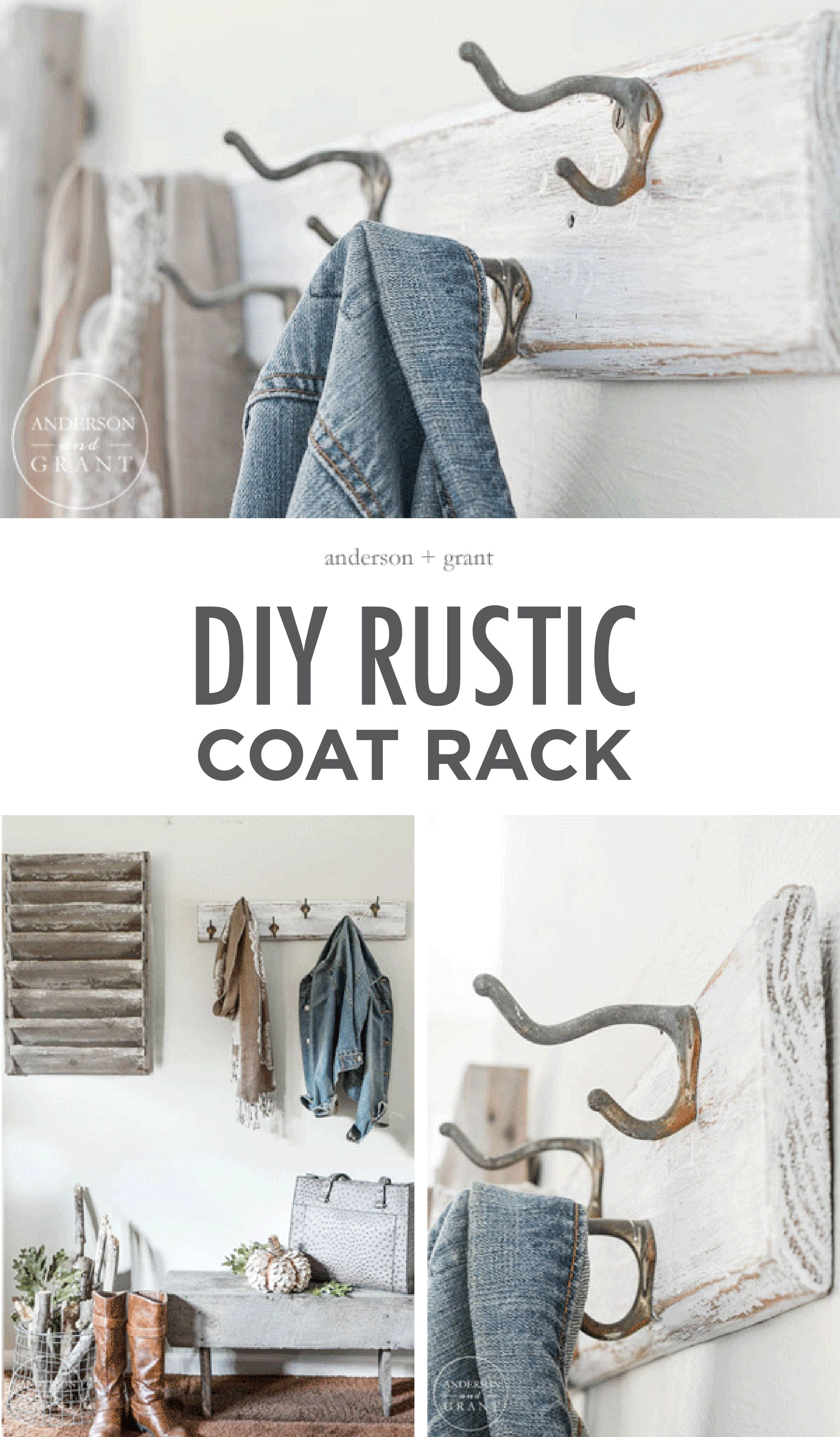 Easy To Create, Yet Stylish In Design, This Diy Rustic