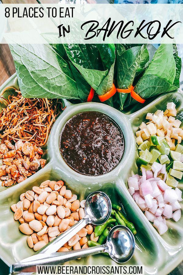 Bangkok thai cuisine: 8 places to eat in Bangkok that you ...