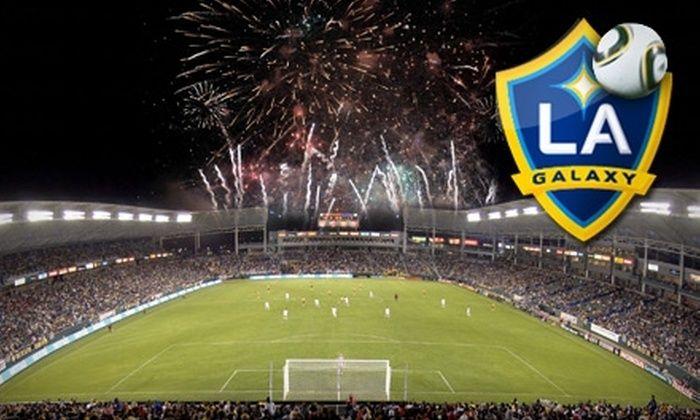 LA Galaxy | MLS - Los Angeles Galaxy | La galaxy, Stubhub