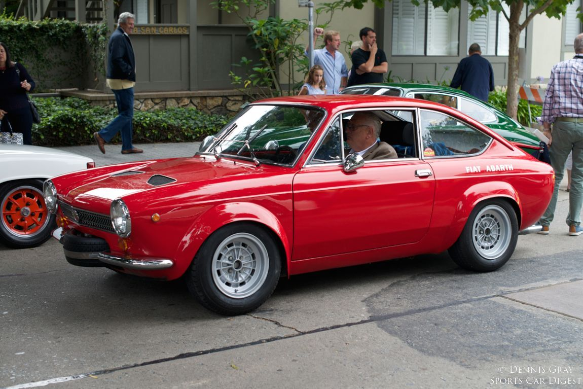 Carmel Concours On The Avenue 2014 Photos Results With Images