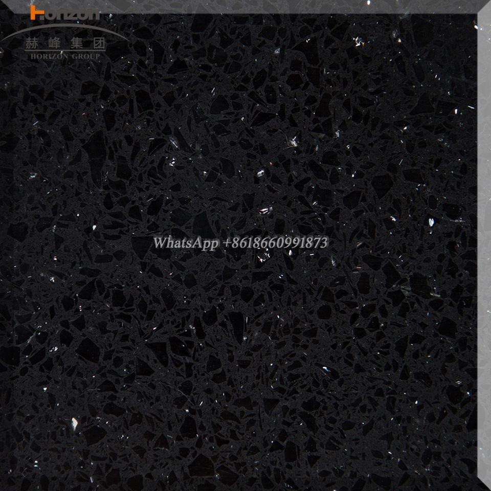 Ekbacken Countertop Black Stone Effect Laminate 98x1 1 8
