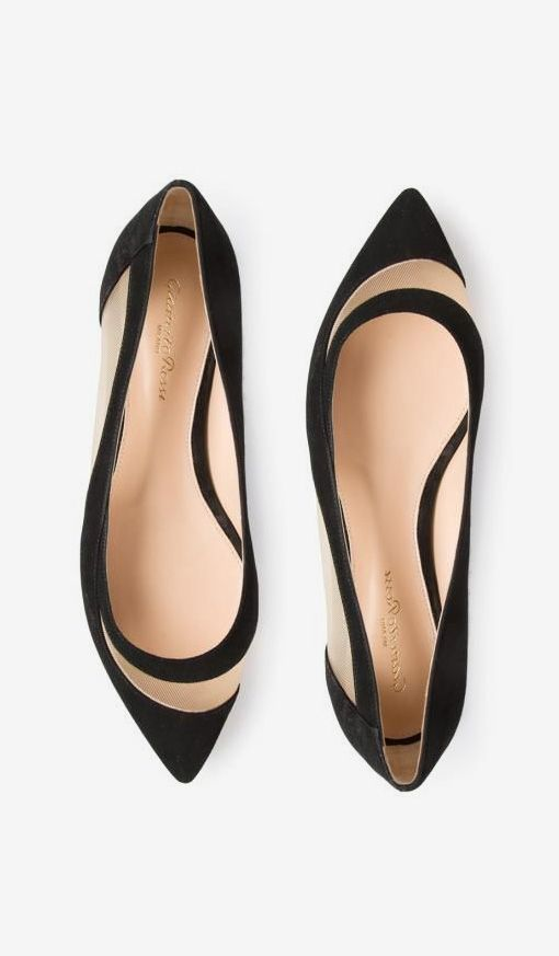 Gianvito Rossi classic ballerina flats discount supply free shipping best sale free shipping sale RYkeB