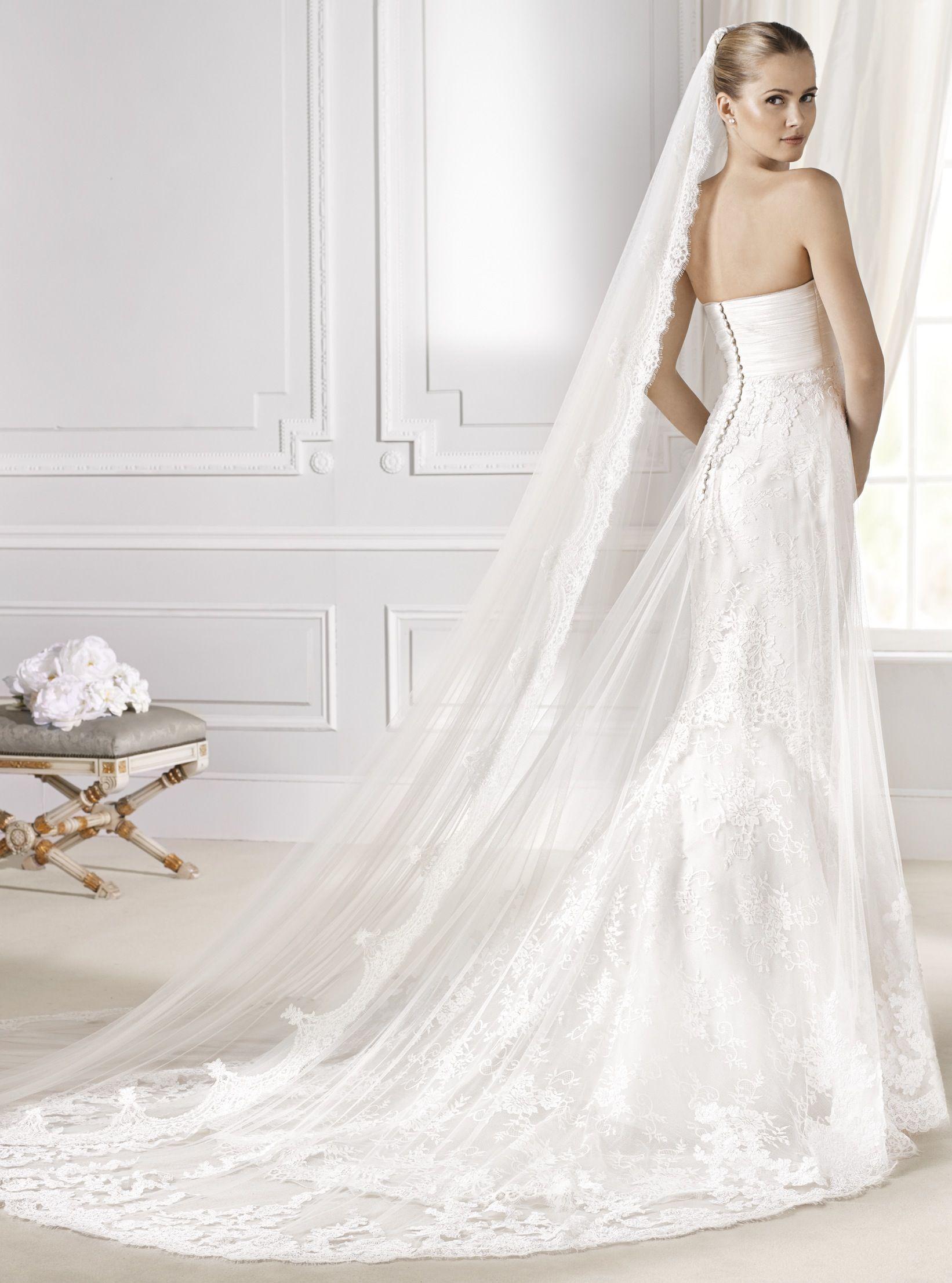 Denia by la sposa collection denia lasposa bridal gown