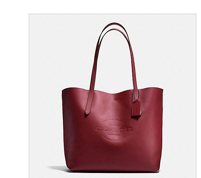 92660b68ff7a COACH HUDSON TOTE NATURAL SMOOTH LEATHER BRICK F59403 New With Tag Great  Color  Coach  Tote