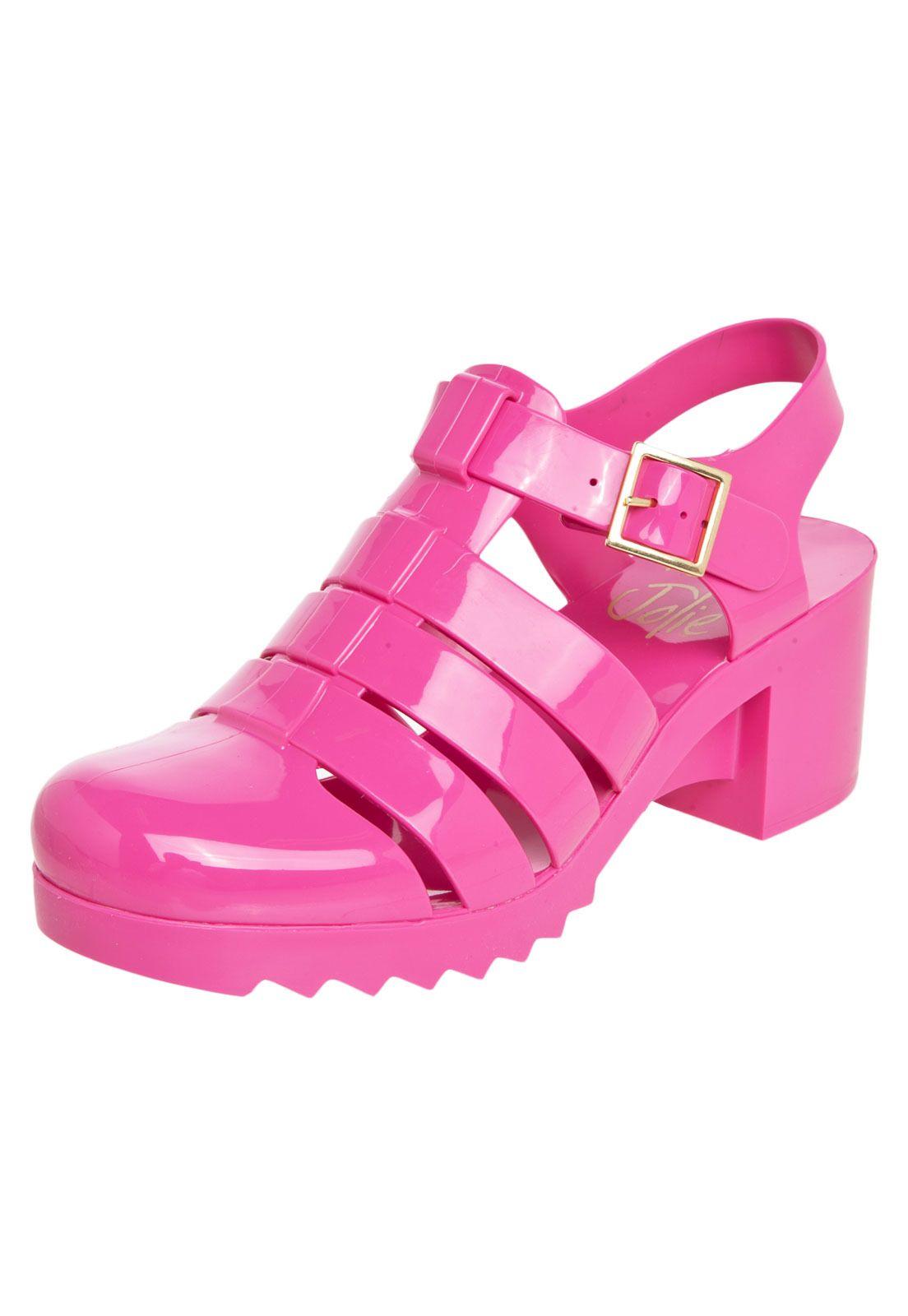 60068c8f5 Sandália Petite Jolie Rosa | Shoes | Shoes, Sandals e Fashion