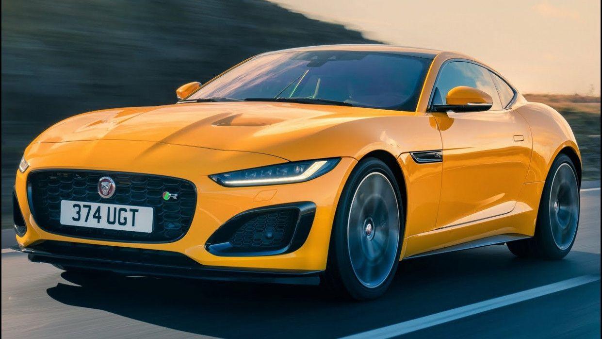 8 Image Jaguar F Type R 2020 Heritage, as Tesla has