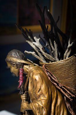 Chasing Santa Fe: 2015 Traditional and Contemporary Spanish Market, Santa Fe