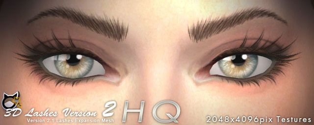 Easy Sims 4 3d Lashes Today