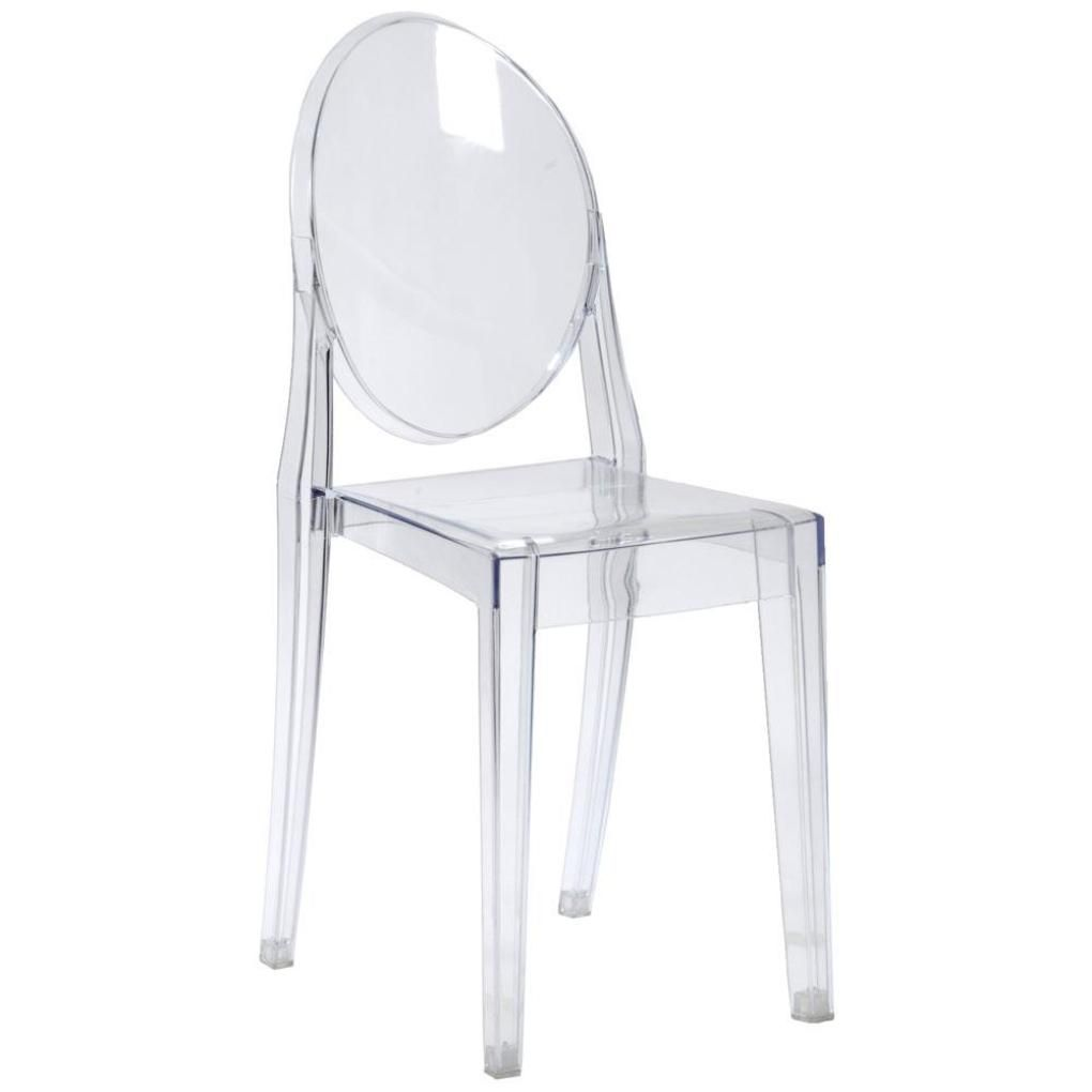Clear Transparency Transparentacrylic Chair Color Clear
