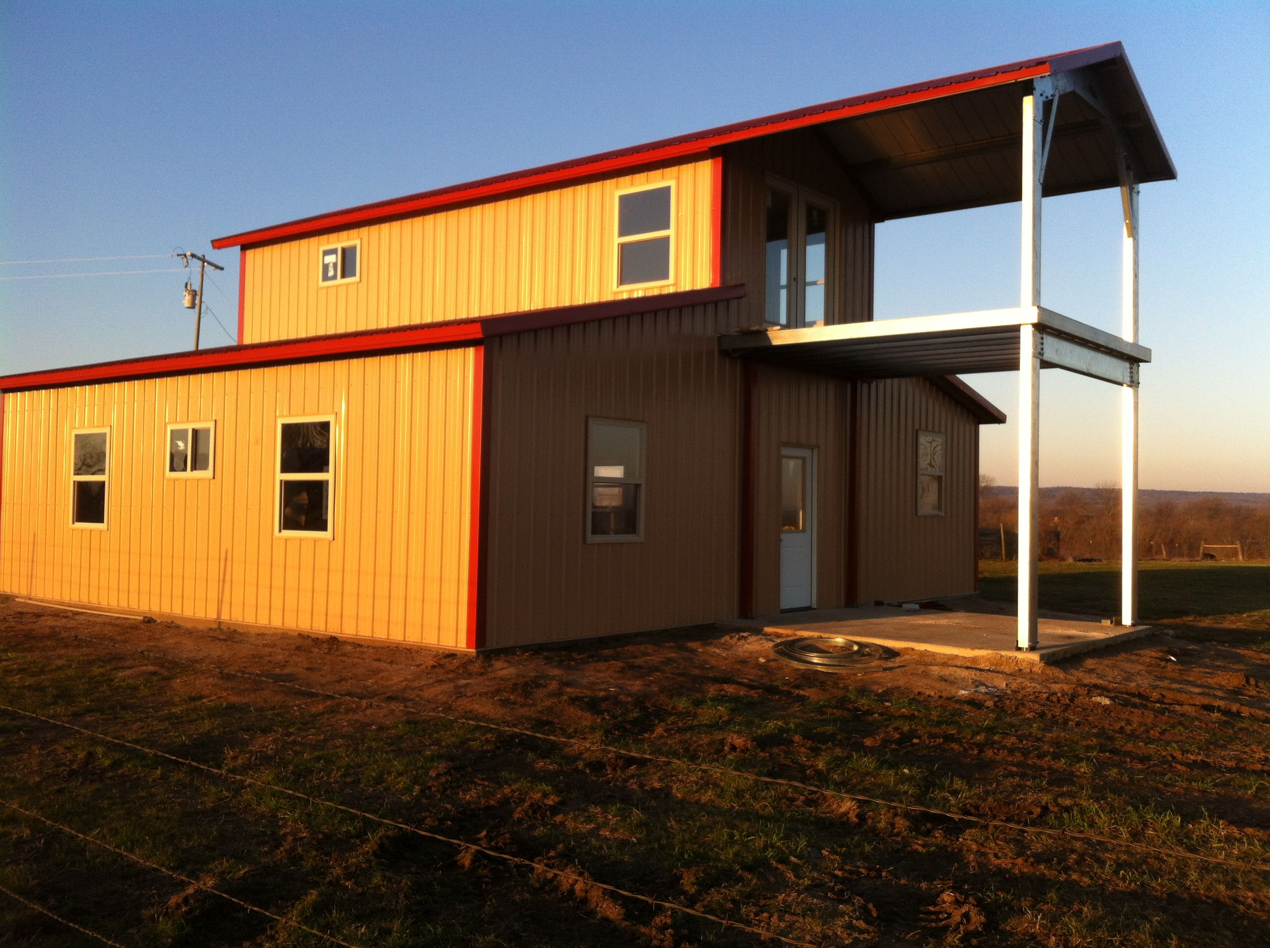 steel building designs with second floor commercial google search