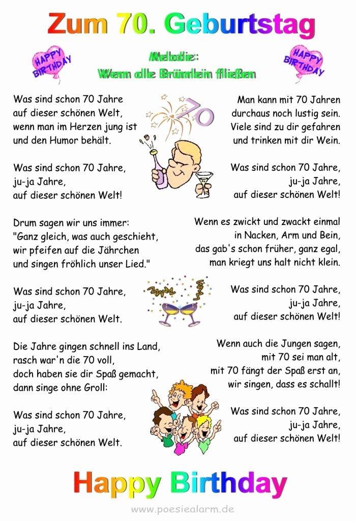 Geburtstagswunsche 70 Geburtstag Lustige Elegant Spruch Zum 70
