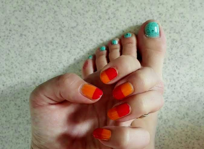 Summer nails diy millamagia pinterest summer nails solutioingenieria Image collections