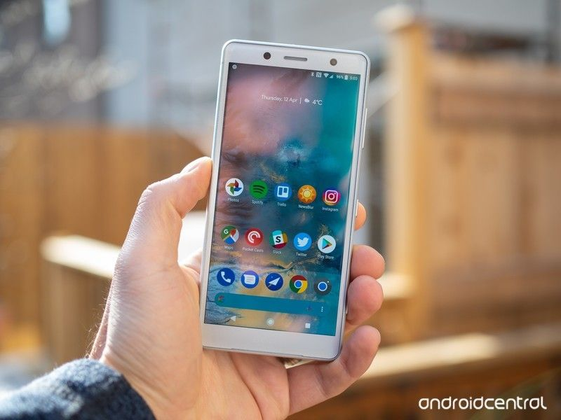 Sony Xperia Xz2 Compact Review The New Standard For Small Sony Phone Sony Mobile Phones Phone