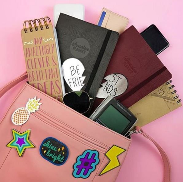 Getting back to school cool with KITSCH Patch Sticks #fashion #style #backtoschool #toocoolforschool #fbloggers #patchsticks #KITSCH