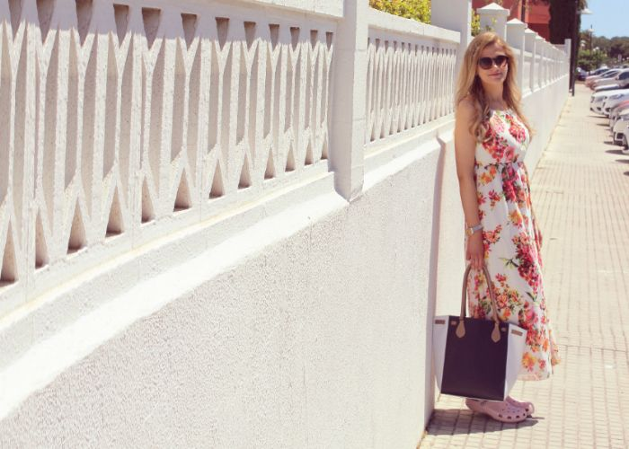 maxidress for summer