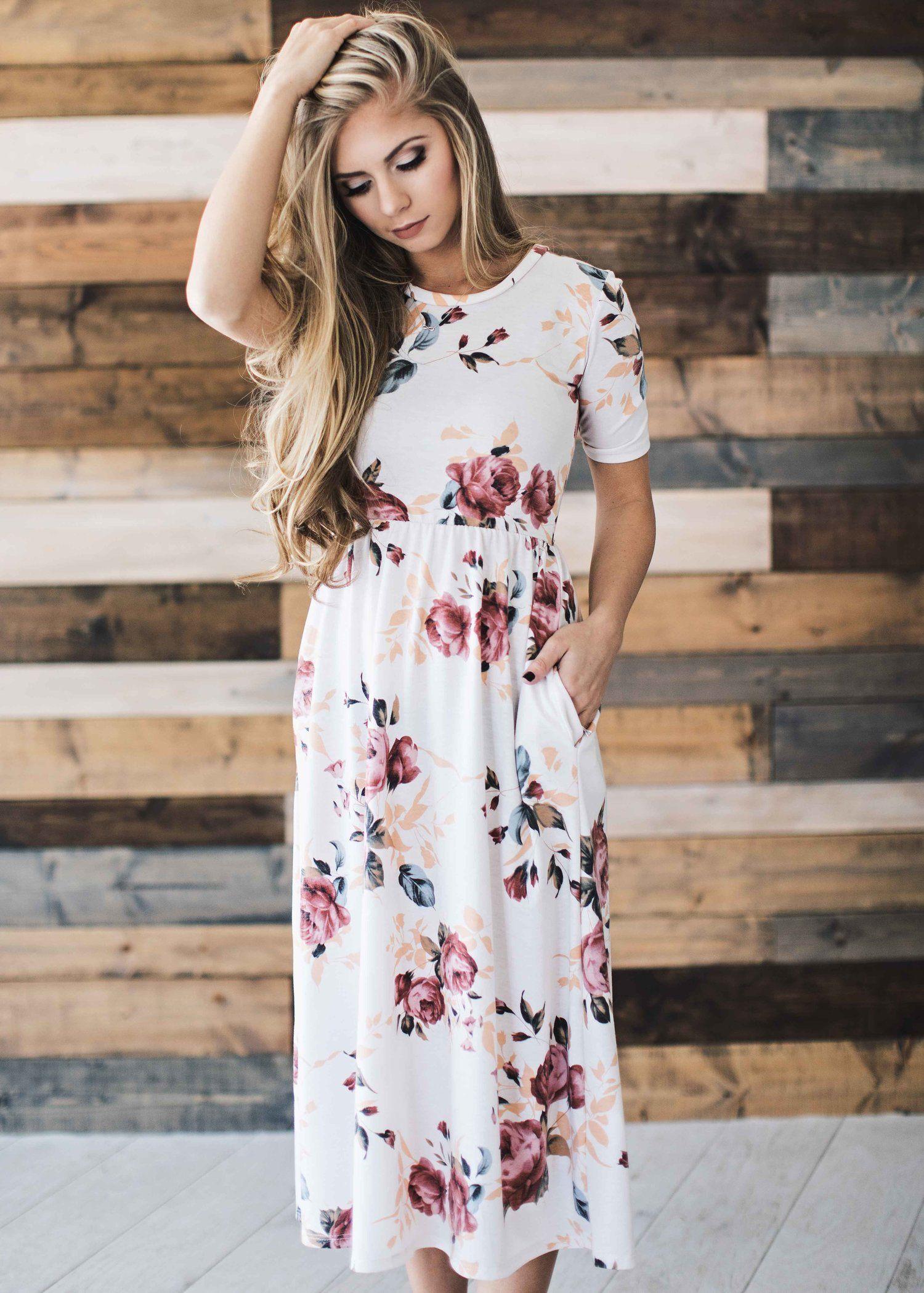Women s fashion top 9 must haves in the wardrobe lulu rose - Amara Rose Midi Dress