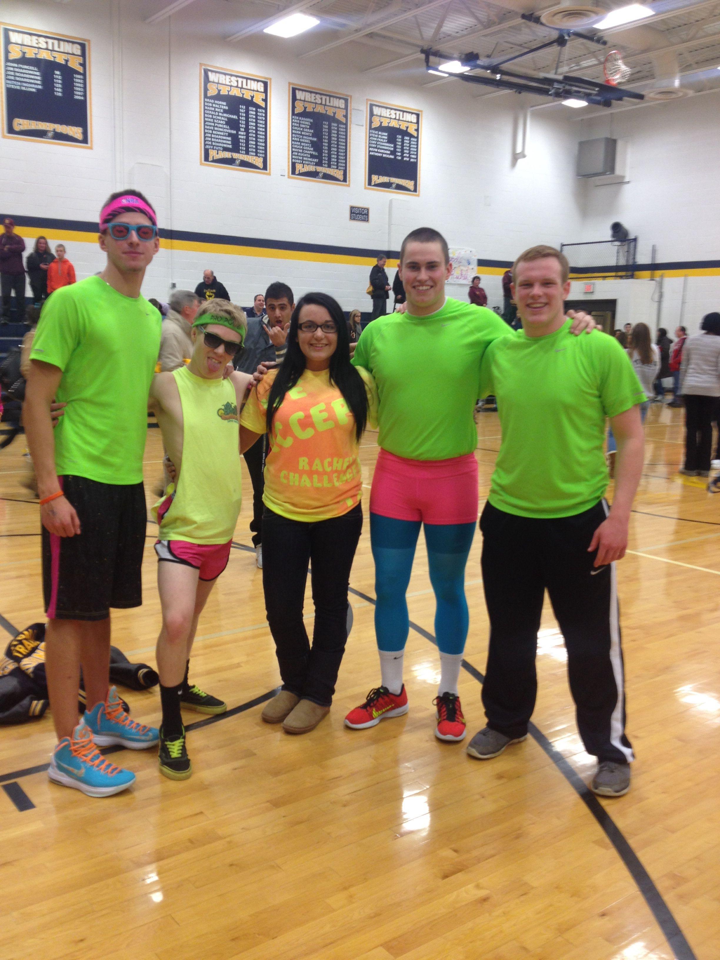 Neon Theme Rachel S Challenge Student Section Accepts