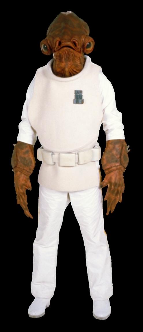 Admiral Ackbar Transparent By Camo Flauge On Deviantart Star Wars Characters Admiral Ackbar Star Wars Movie