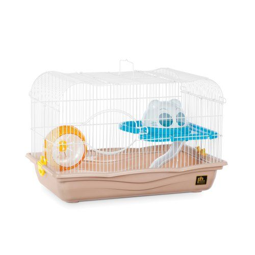 Prevue Pet Products Hamster Haven Cage Large Hamster Cages
