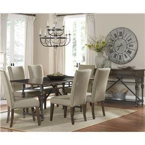 Ivy Park Dining Room Groupliberty Furniture At Becker Stunning Dining Room Sets In Ct Design Inspiration