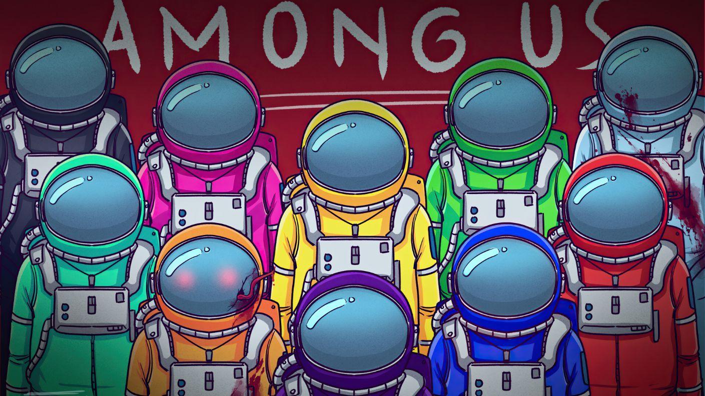 Los Mejores 24 Fondos De Pantalla De Among Us Listos Para Descargar Fondo De Pantalla Animado Fondos De Colores Hd Fondos De Pantalla
