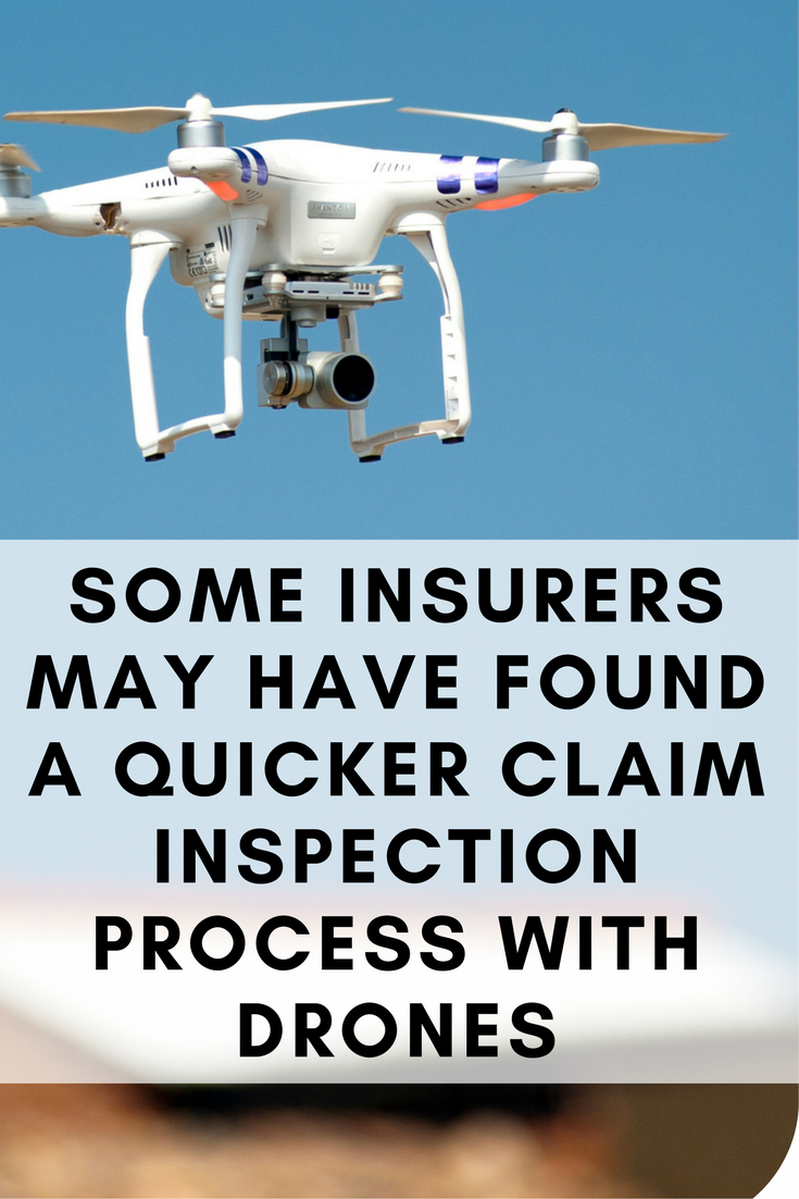 Will Your Next Home Insurance Adjustor Be A Drone Car Insurance