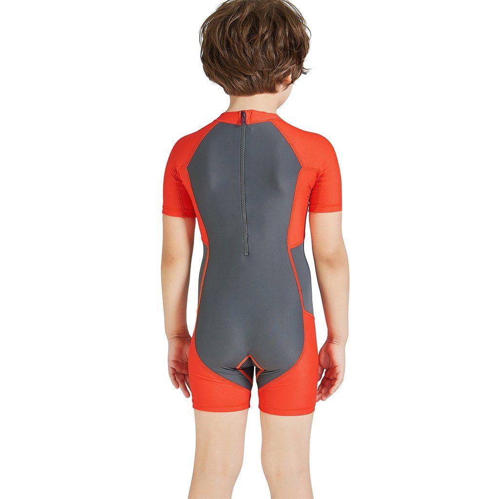0a9b56e863 Canoeing - IvyH Kids Swimsuit One Piece Swimwear Boys Wetsuit Zip Girls  Surfing Diving Suits Beachwear Swimming Costume UV Sun Protection UPF 50     Learn ...
