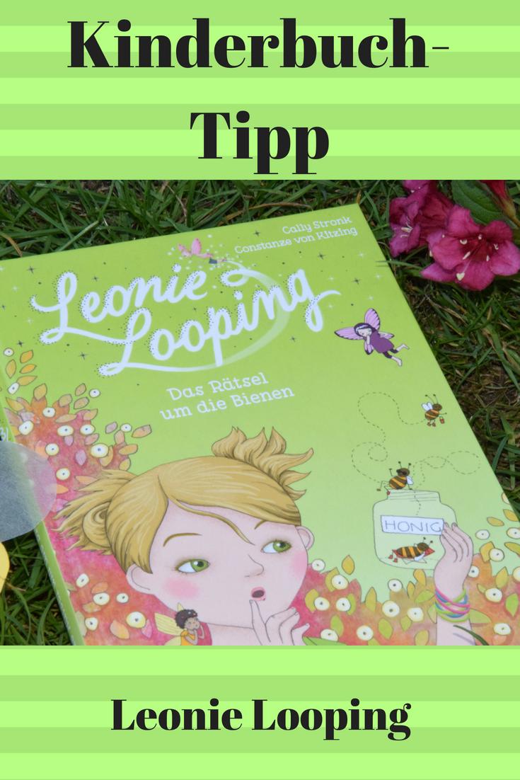 Ein süßer Kinderbuch Tipp erwartet euch. Löst mit Leonie Looping das ...