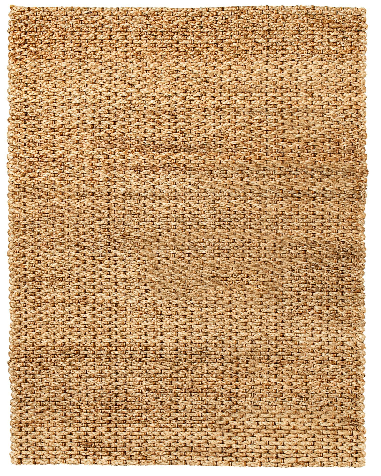 Merribrook Hand Woven Brown Tan Area Rug With Images Jute Area
